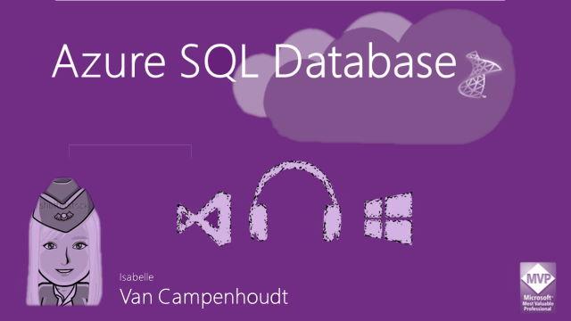 Azure SQL DataBase: Qu'est ce que c'est? Comment ça fonctionne? Combien ça coûte?