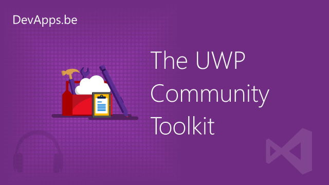 Microsoft UWP Community Toolkit