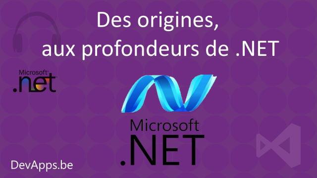 Des origines, aux profondeurs de .NET avec Mitsu