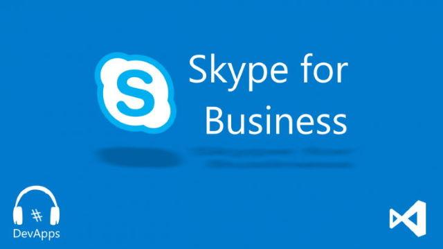 Skype pour les développeurs