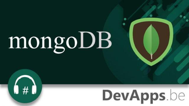 #49 MongoDB, vos données sans SQL