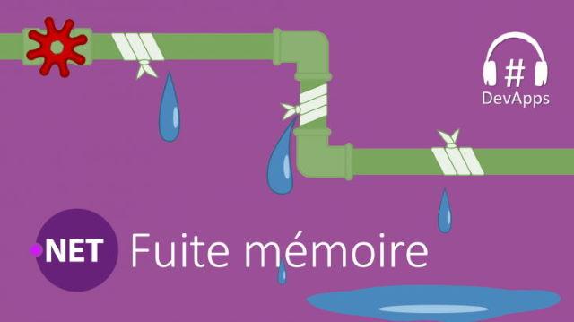 #58 Fuite mémoire dans .NET