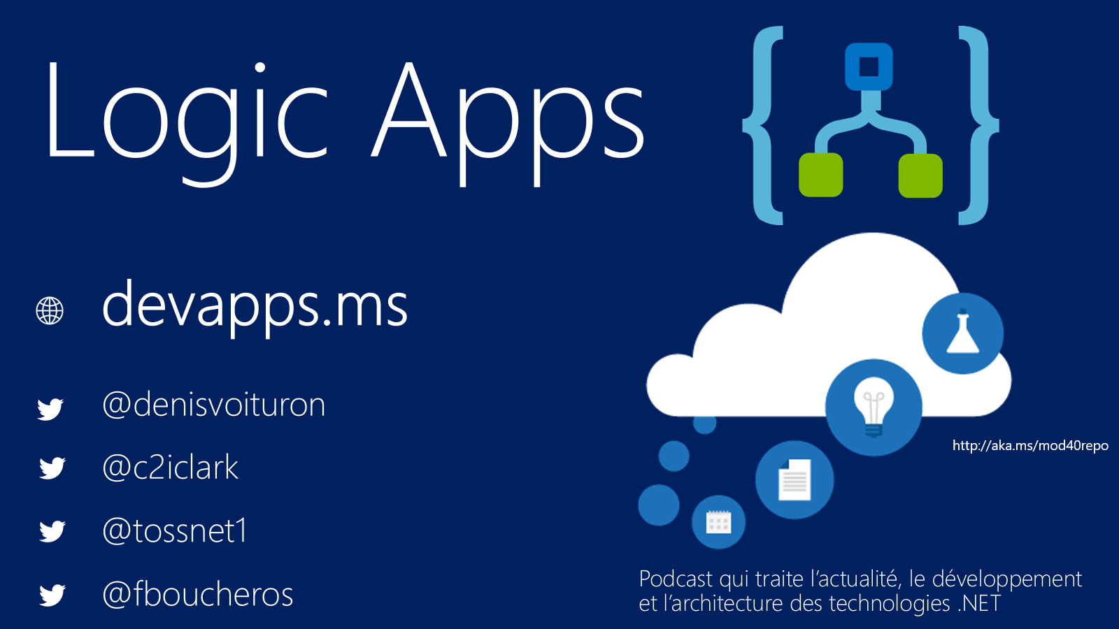 #64 Azure Logic Apps