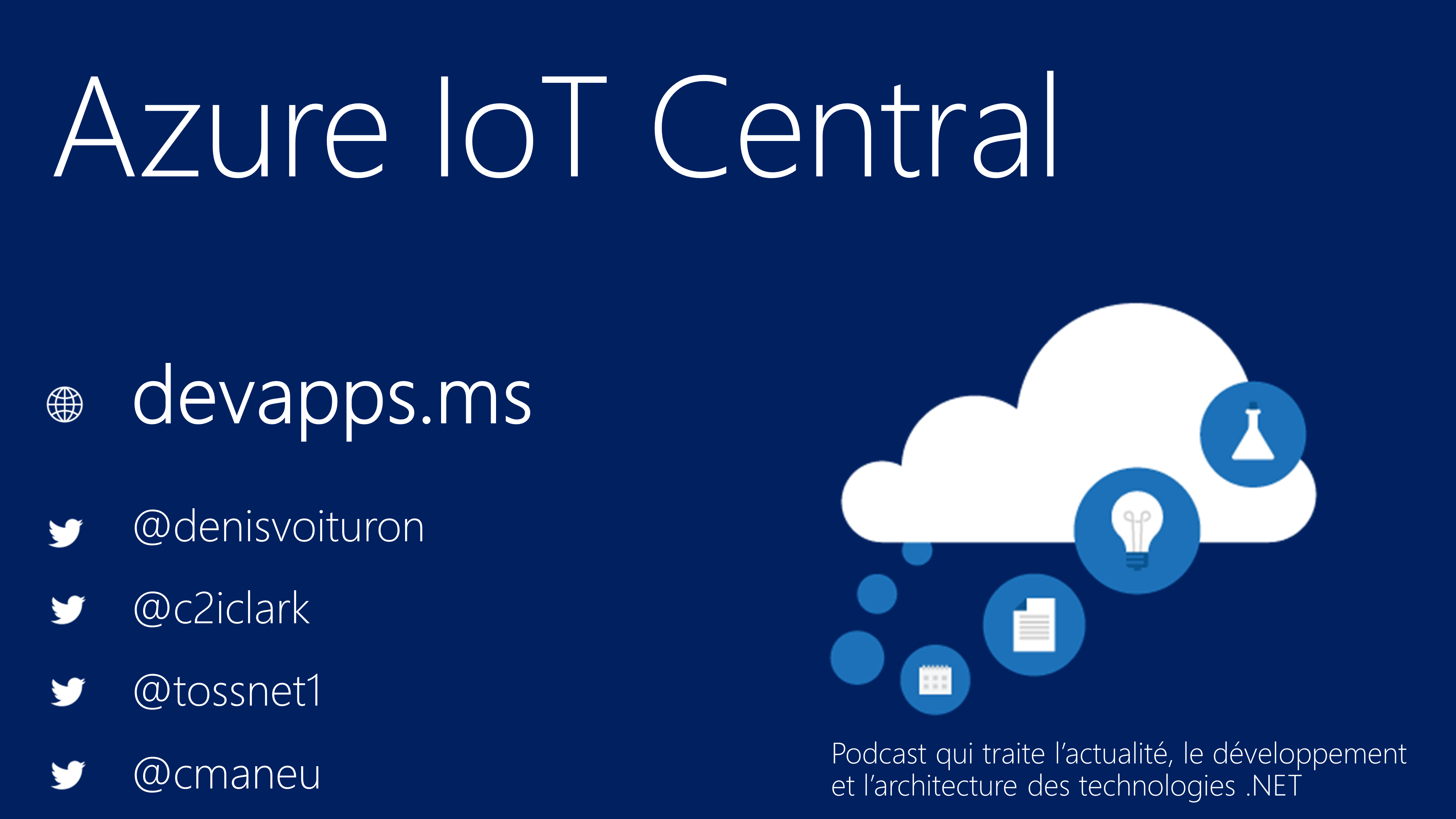 #66 Azure IoT Central