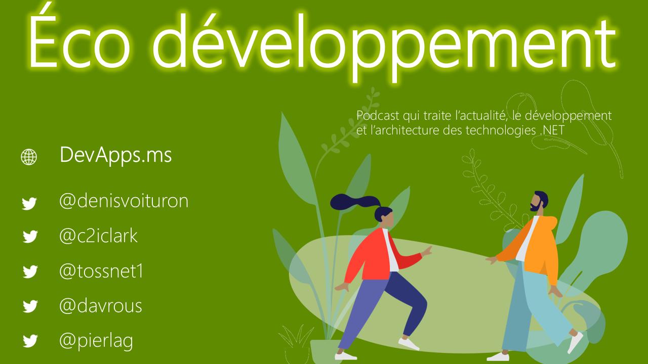 #74 Eco-développement