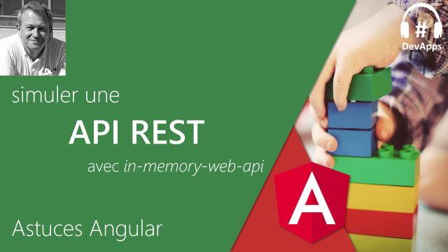 Simuler une API REST