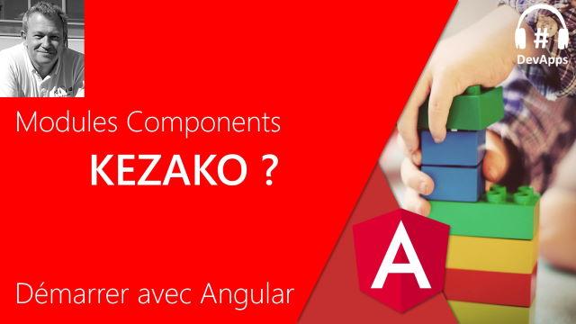 Modules Components, Kezako ?