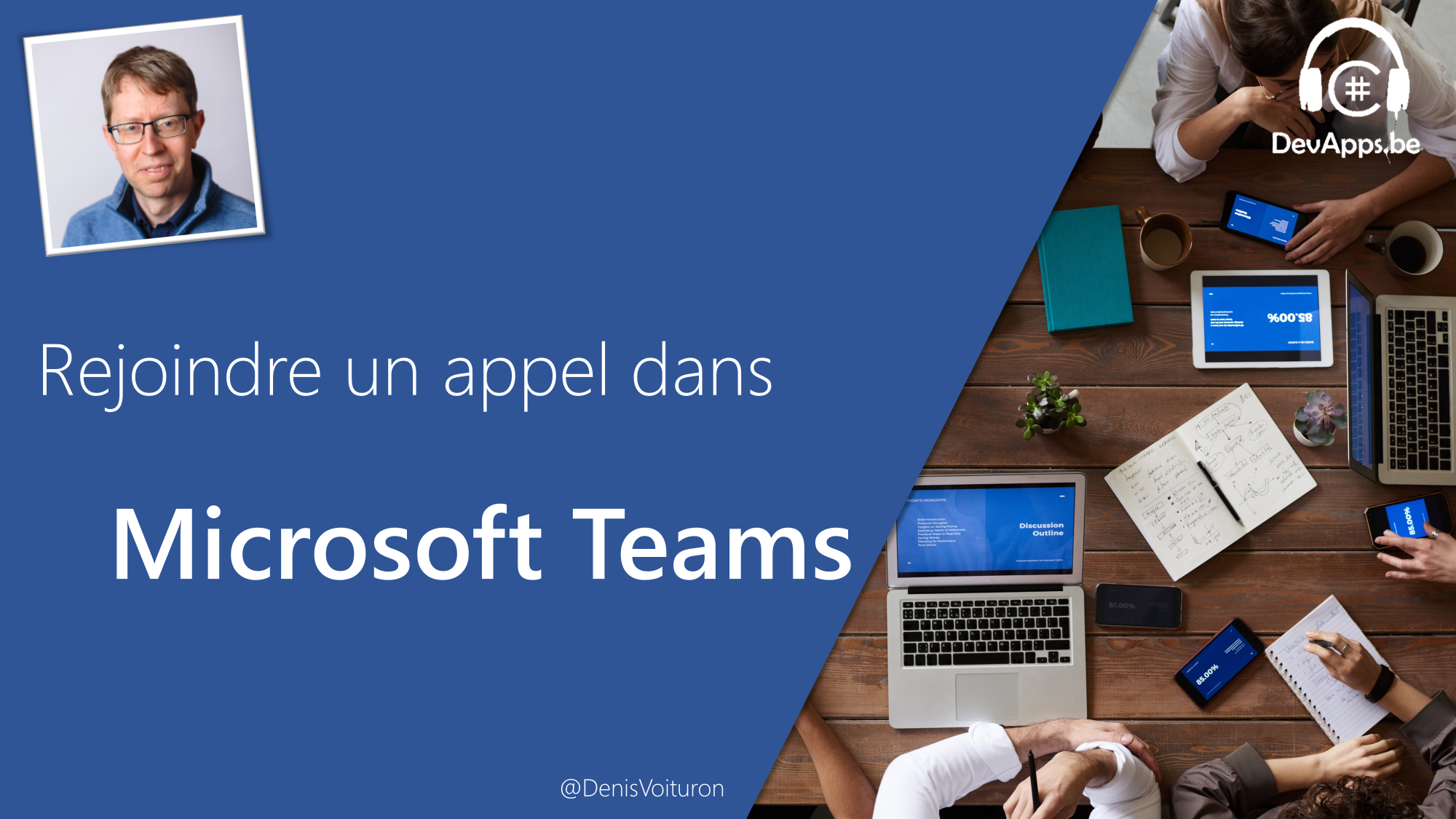 Atelier MS Teams - Rejoindre un appel