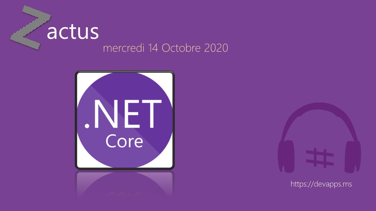 Les Zactus du 14 Octobre 2020