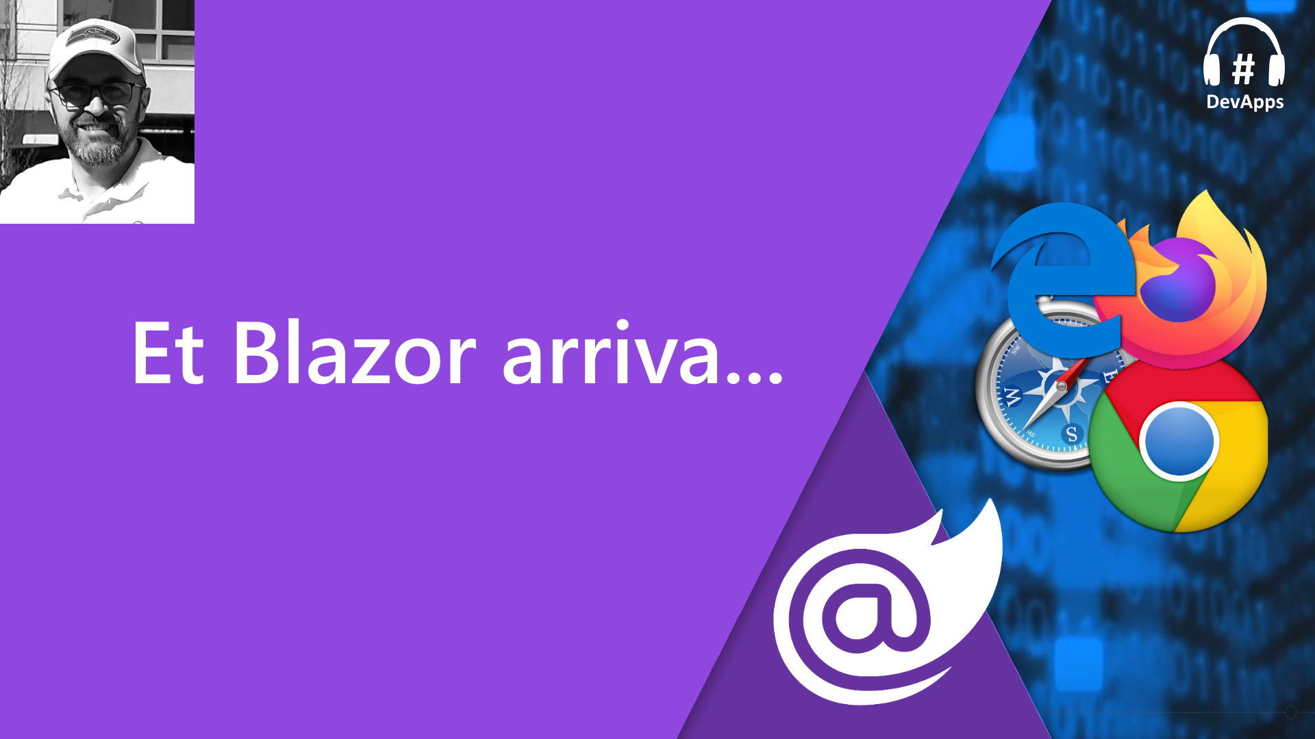 Blazor, introduction