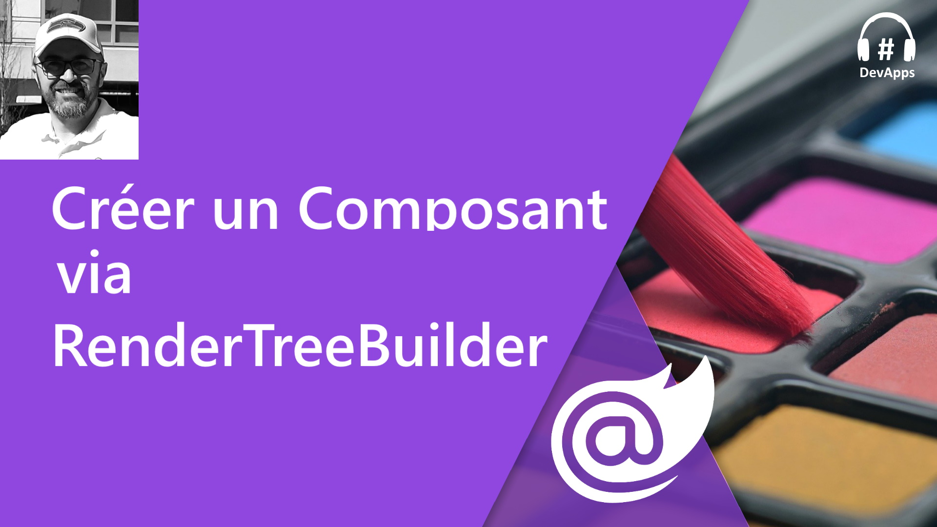 Créer un Composant via RenderTreeBuilder